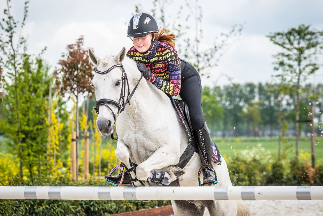 Banner Imperial riding zomer collectie 2019
